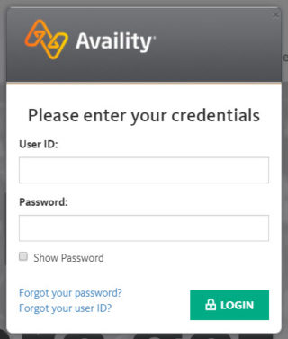 availity provider login