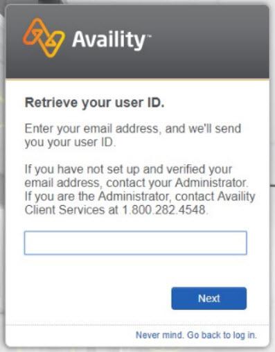 www availity com portal login