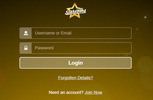 Star Casino Login